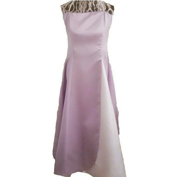 Fiesta Gowns Dresses | Price Strapless Lavender Formal Dress | Poshmark